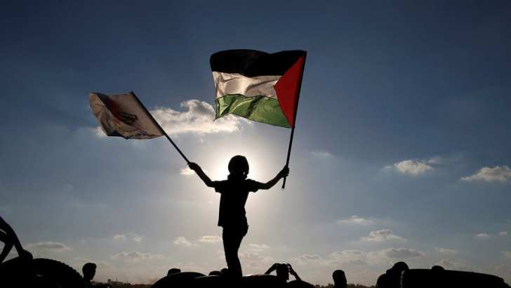 For Justice, Not Apartheid, in Palestine