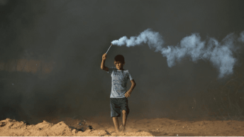 Israeli soldiers kill three more Palestinians in Gaza, including 12-year-old