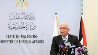 Palestine to apply for full UN membership
