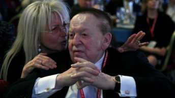 Sheldon Adelson's $82 million+ donation bought U.S. Israel policies