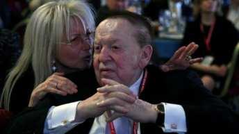 Sheldon Adelson's $82 million+ donation bought U.S. Israel policies