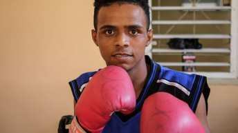 Video: Israel kills dreams of Gaza boxing champion