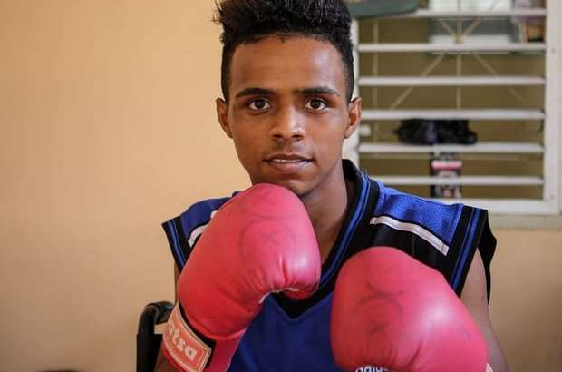 Video: Israel kills dreams of Gaza boxing champion