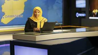 AP: Jailed American Iranian TV anchor Marzieh Hashemi to appear before US grand jury