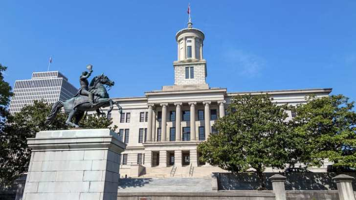 "Tennessee ""fights anti-Semitism"" by passing resolution supporting Israel"