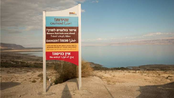Israel's desalination program fails to meet the needs of the region's inhabitants and pollutes surrounding waters, negatively impacting local wildlife