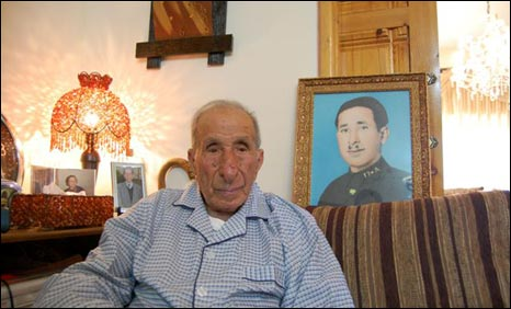 Hajj Yussef is one of the Palestinian Arabs who saved Jews during the massacre