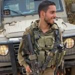 Staff Sgt. Omer Tabib