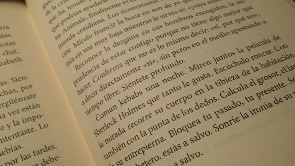 Una página que Sandra Fernández Jiménez destacó en mi Curso de belleza, amor y sexo (Berenice, 2016).