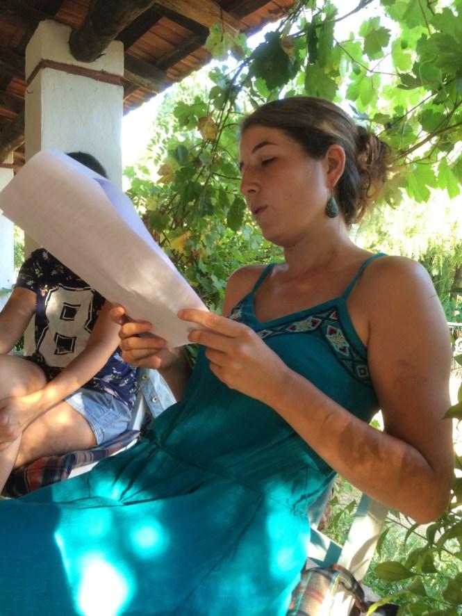 Retiro de escritura | Taller de Escritura Creativa de Israel Pintor11