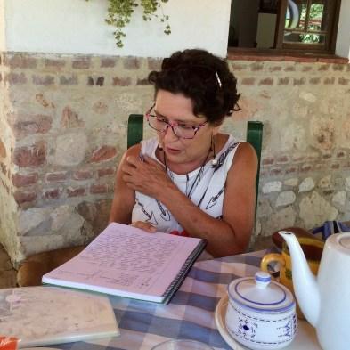 Retiro de escritura | Taller de Escritura Creativa de Israel Pintor22
