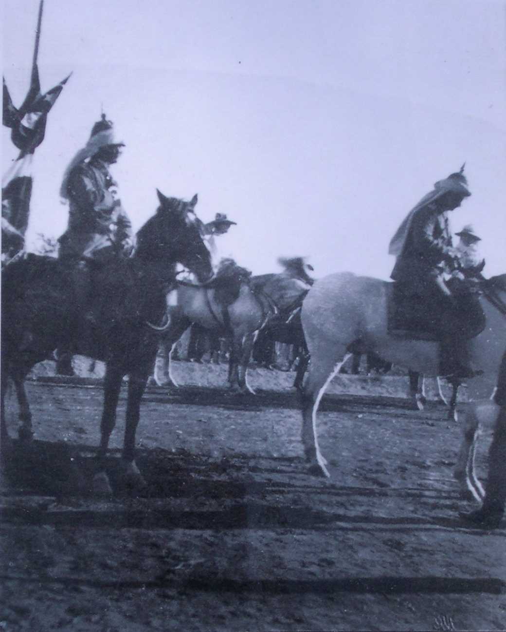 Original photograph, 1898 (photographer unknown)