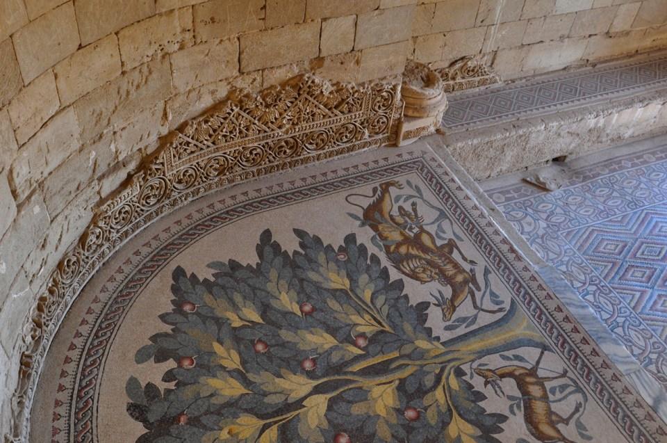 Hishams Palace In Jericho Israel Tours