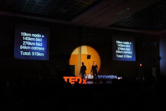isra garcia TEDX villacampestre