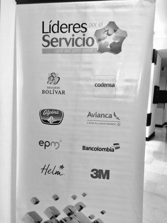 lideres servicio colombia