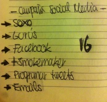 campaña social media