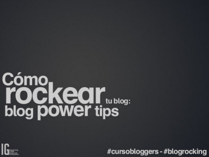 blog power tips