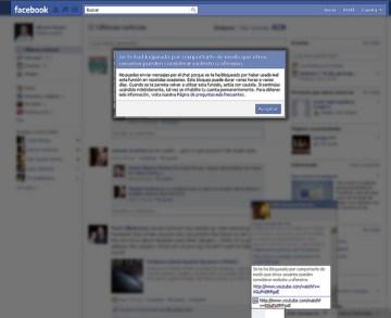 dejo de usar los mensajes en facebook