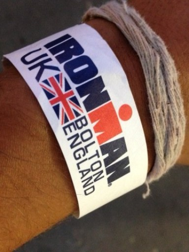 Isra garcía ironman UK