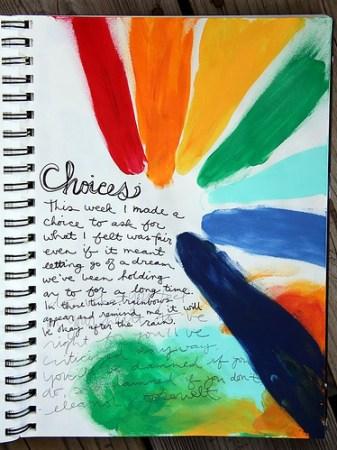 mi elección, elegirme