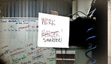 haz el trabajo inteligente