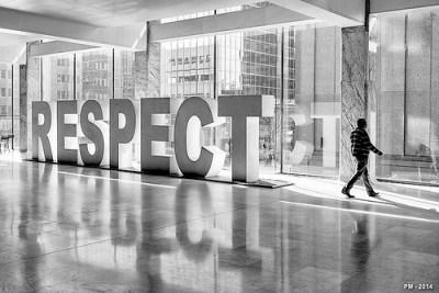 la diferencia entre gustar y ser respetado