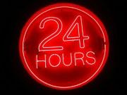 24 horas y nada más