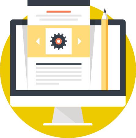 crear contenido y medir resultados