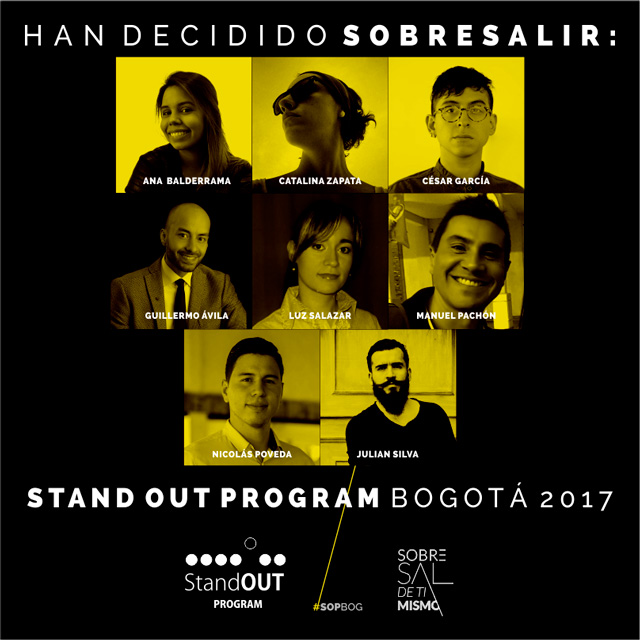 stand out program colombia - seducir marketing