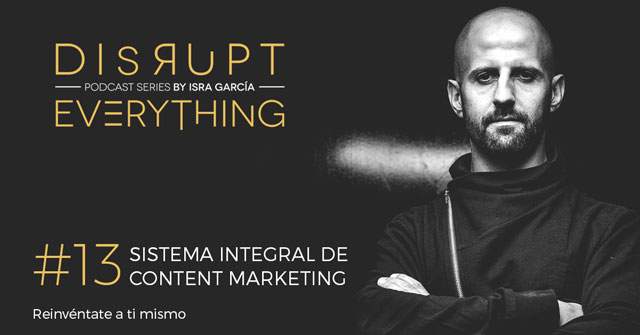 sistema marketing de contenidos plan integral