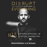 Plan integral de marketing de contenidos