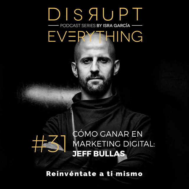 jeff bullas marketing digital podcast isra garcía