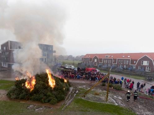 20170107 Kerstboomverbranding 2017 Obdam (1 of 4)