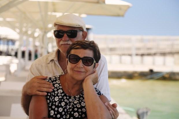 Пенсионеры в Израиле