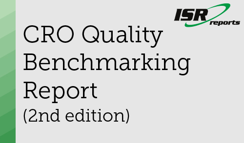 Preview image for CRO Quality Benchmarking (2nd edition) Detach