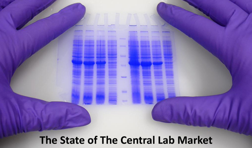 Report cover The State of the Central Lab Market