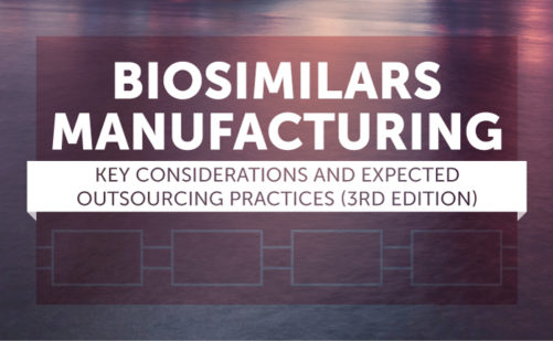 Preview image for Biosimilars Manufacturing: Key Considerations and Expected Outsourcing Practices (3rd Edition)