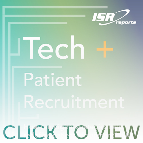 Preview image for Tech + Patient Recruitment infographic