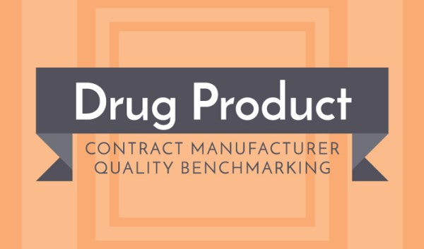 Preview image for Drug Product Contract Manufacturer Quality Benchmarking (2nd edition)