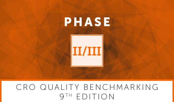 Preview image for CRO Quality Benchmarking – Phase II/III Service Providers (9th Edition)
