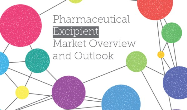 Pharmaceutical Excipient Market Overview and Outlook