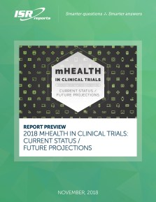 mHealth in Clinical Trials