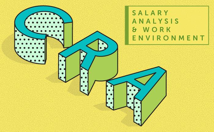 2019 CRA Salary Analysis and Work Environment
