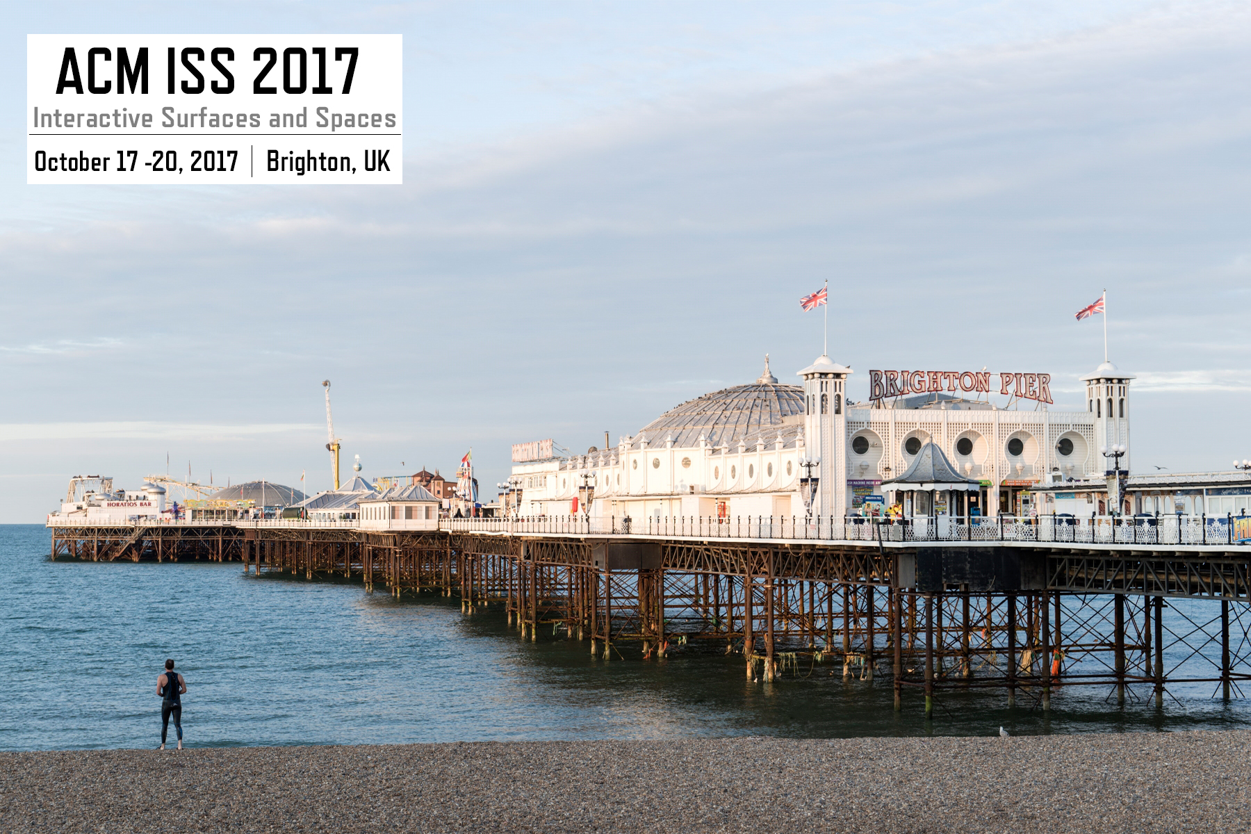 ITS 2017 in Brighton