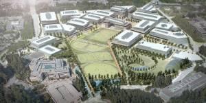 Microsoft announces massive expansion to Redmond campus