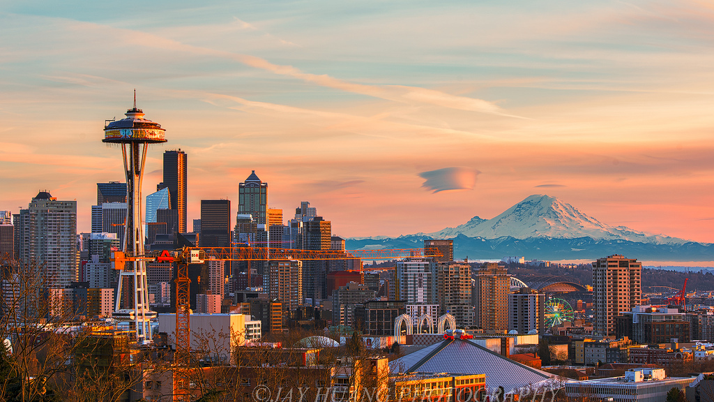 How Seattle spent its boom money