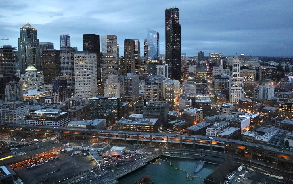 Big-city growth slows across U.S. — but Seattle still ranks No. 2 in 2018