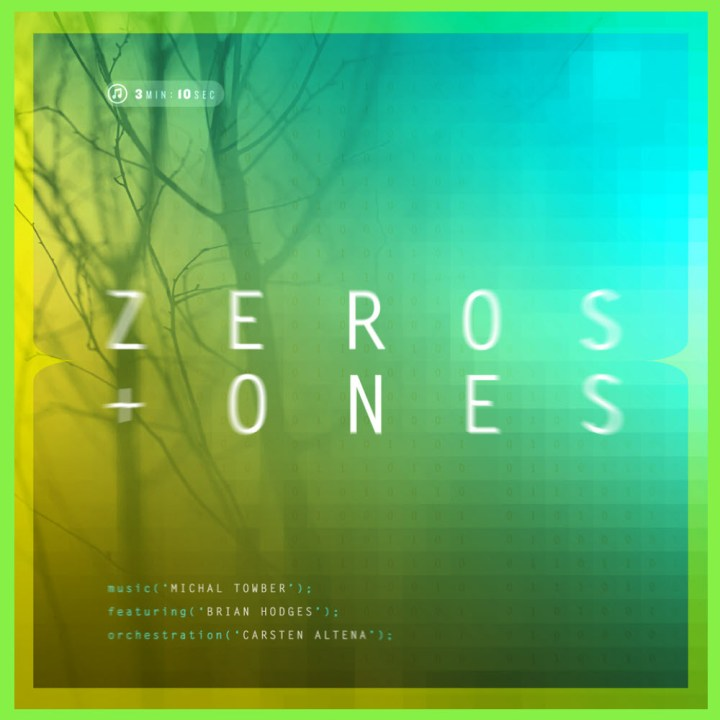 Zeros And Ones CD Art