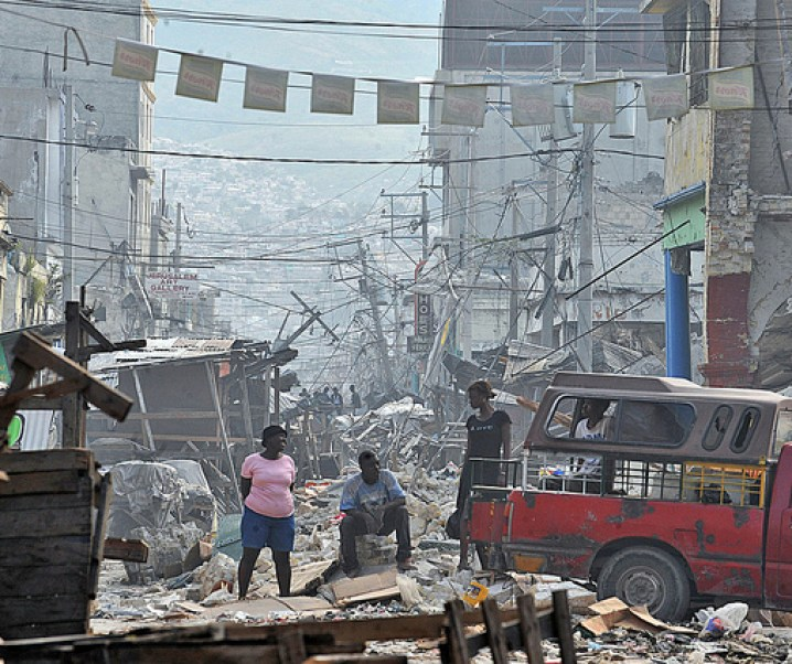 Eight years after Haiti shook: where has all the money gone? by Avagay Simpson