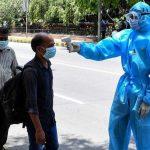 Covid Checks in India